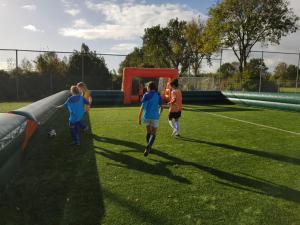 Meidenvoetbalfestijn oktober 2018